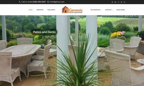 genesis home improvement website talk 19 media