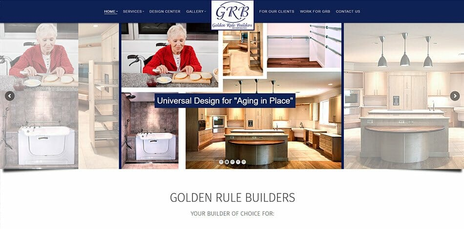 golden rule builders website talk 19 media