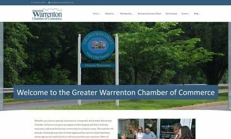 greater warrenton chamber of commerce website talk 19 media