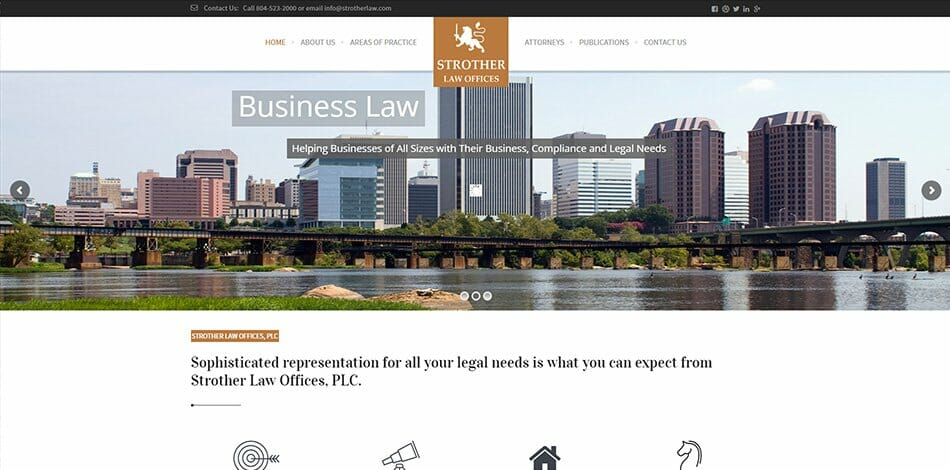 strother law website talk 19 media