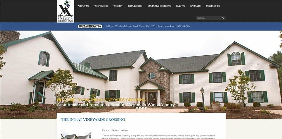 inn at vineyards crossing website talk 19 media