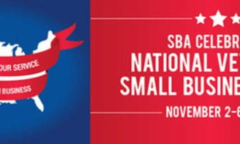 SBA Veterans Small Business Week
