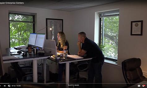 Audio & Video Production, Talk19Media, Fauquier County, Enterprise Centers