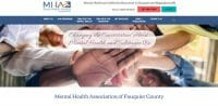 Mental Health and Addiction Resources, Fauquier County