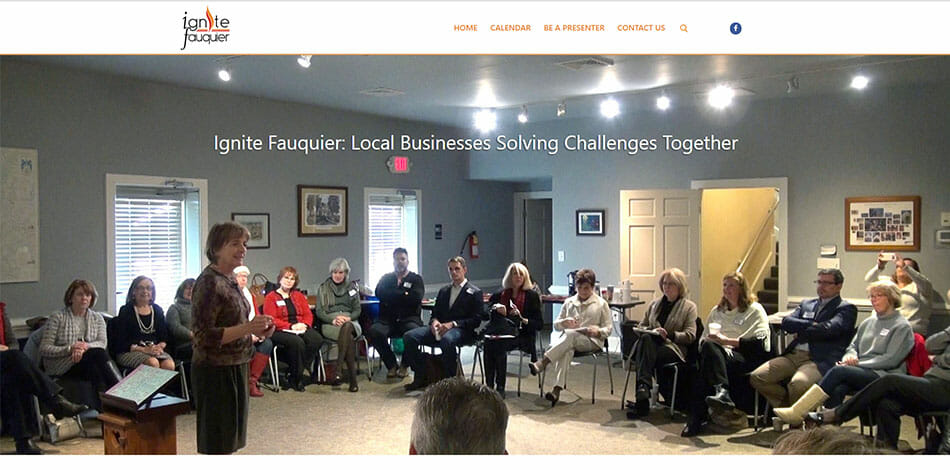 Ignite Fauquier business support group